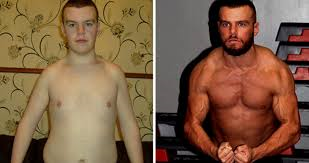 transformation diet 2